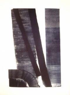 Litografía Hartung - L-28