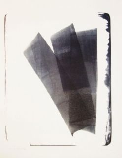 Litografía Hartung - L-45