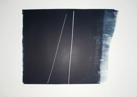 Litografía Hartung - L-50-1973