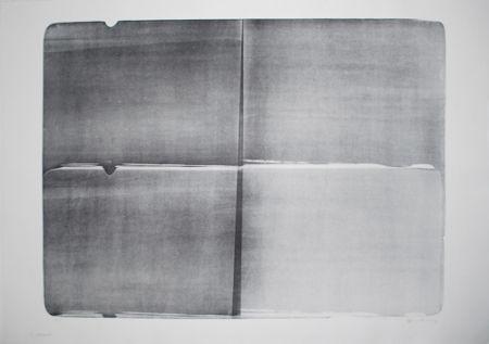Litografía Hartung - L-9A-1976