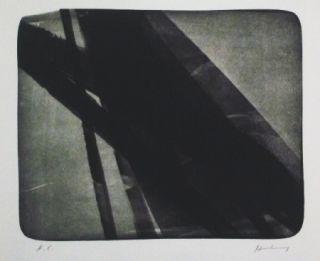 Litografía Hartung - L22
