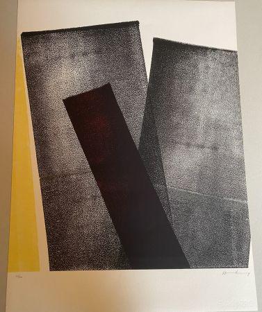 Litografía Hartung - L 10