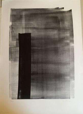 Litografía Hartung - L 11