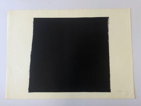 Litografía Hartung - L 15   1973