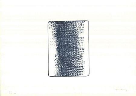 Litografía Hartung - L 1973-24