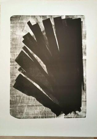 Litografía Hartung - L 1973-58, 1973