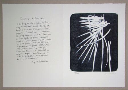 Litografía Hartung - L 1976-27