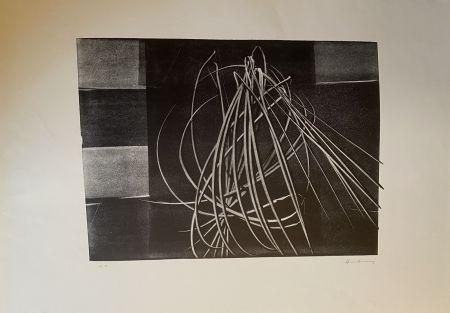 Litografía Hartung - L 4
