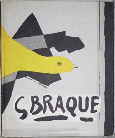 Libro Ilustrado Braque - L' Oeuvre Graphique de Georges Braque (1961)