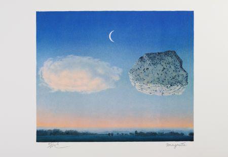 Litografía Magritte - La Bataille de Argonne