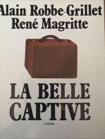 Libro Ilustrado Magritte - La Belle Captive - Roman