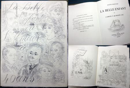 Libro Ilustrado Dufy - LA BELLE ENFANT OU L'AMOUR À QUARANTE ANS