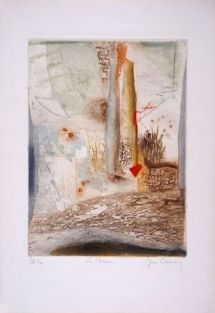 Aguafuerte Y Aguatinta Carcan - La brume