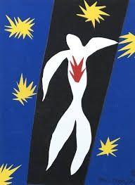 Litografía Matisse - La chute d'Icare