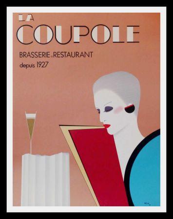 Cartel Razzia - LA COUPOLE BRASSERIE RESTAURANT DEPUIS 1927