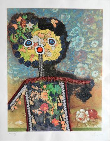 Múltiple Baj - La dama di fiori