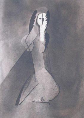 Aguafuerte Y Aguatinta Villon - La Dame Espagnole