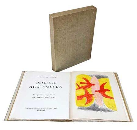 Libro Ilustrado Braque - La descente aux enfers