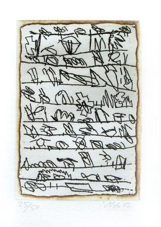 Libro Ilustrado Voss - La dispersion