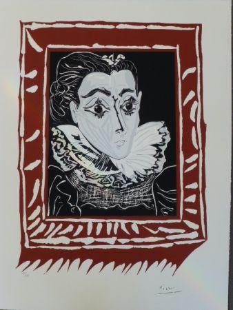Litografía Picasso - La femme à la fraise
