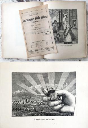 Libro Ilustrado Ernst - LA FEMME SANS TÊTE. Paris, 1929