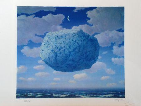 Litografía Magritte - La Flèche de Zénon