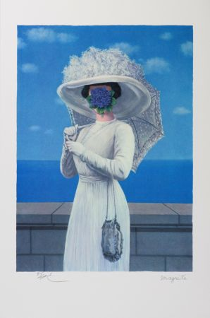 Litografía Magritte - La Grande Guerre (The Great War)