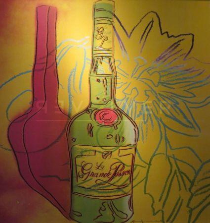 Serigrafía Warhol - La Grande Passion (FS IIIB.28)