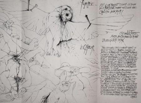 Libro Ilustrado Trémois - La guerre civile