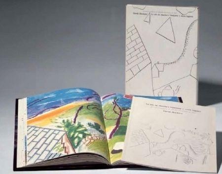 Libro Ilustrado Hockney - La Isla de Martha Vineyard y otros lugares