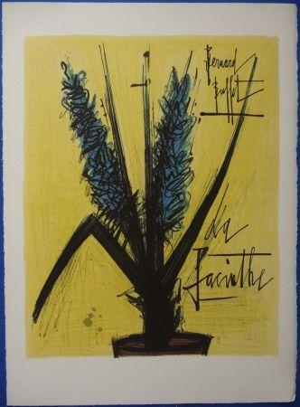 Litografía Buffet - La Jacinthe