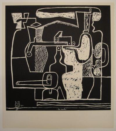 Litografía Le Corbusier - La mer est toujours présente