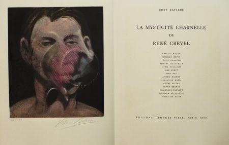 Libro Ilustrado Bacon - La Mysticité charnelle de René Crevel
