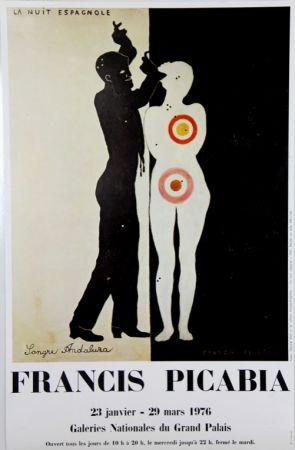 Offset Picabia - La Nuit Espagnole