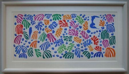 Litografía Matisse - La Perruche et la Sirène