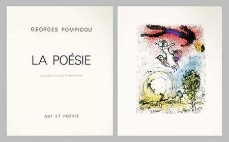 Libro Ilustrado Chagall - La poésie