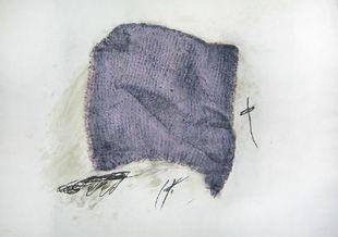 Aguafuerte Y Aguatinta Tàpies - La serpilière