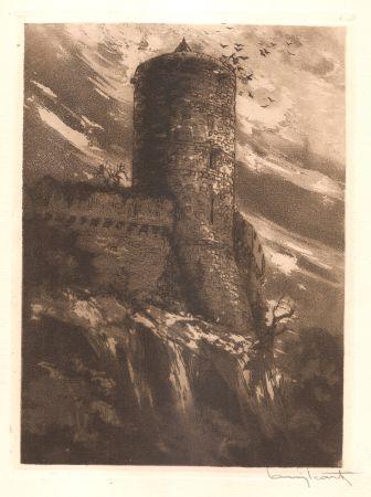 Libro Ilustrado Icart - La Tour Mélusine