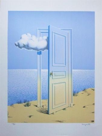 Litografía Magritte - La Victore (Victory)