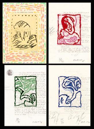 Libro Ilustrado Alechinsky - La vie comme elle tourne