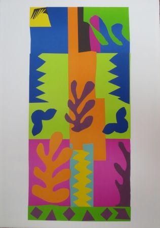 Litografía Matisse - La vis