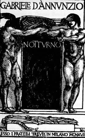 Libro Ilustrado De Carolis - La xilografia