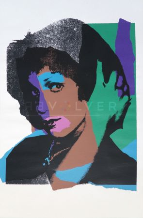 Serigrafía Warhol - Ladies And Gentlemen (Fs Ii.132)