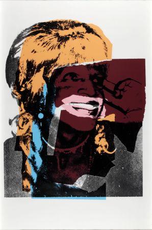 Serigrafía Warhol - Ladies And Gentlemen FS II.133