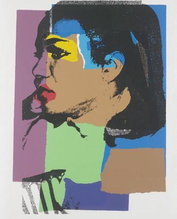 Serigrafía Warhol - Ladies And Gentlemen (Fs Ii.29)