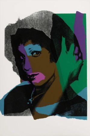 Serigrafía Warhol - Ladies And Gentlemen (Fs Ii.32)