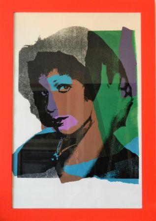 Serigrafía Warhol - Ladies and Gentlemen, plate 5