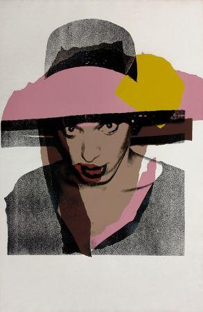 Serigrafía Warhol - LADIES & GENTLEMEN FS II.130