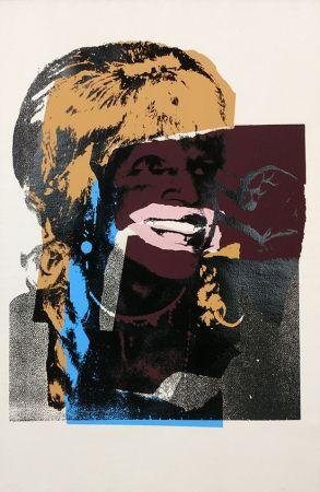 Serigrafía Warhol - LADIES & GENTLEMEN FS II.133