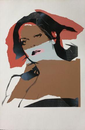 Serigrafía Warhol - LADIES & GENTLEMEN FS II.134